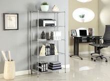 Kitchen accessories racking and shelving metal 5 Tiers Storage rack