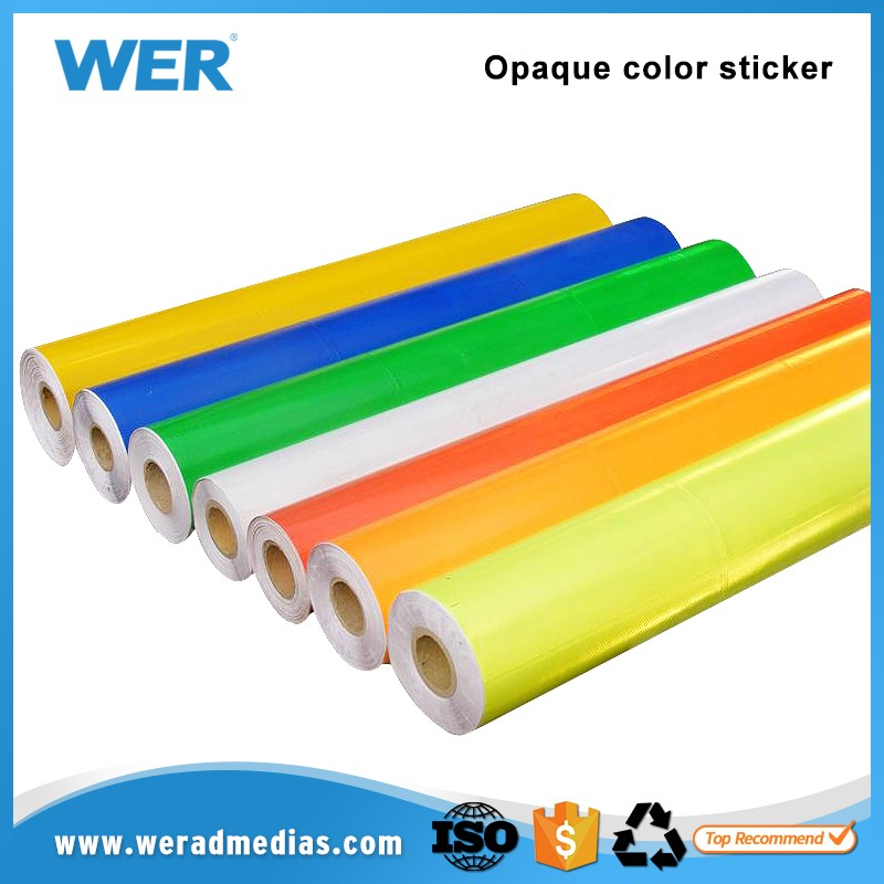 cheap price colorful laser engraving nano suction sticker