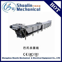 High efficient pasteurizing machine for packed fruit juice/jam/paste with lowest price