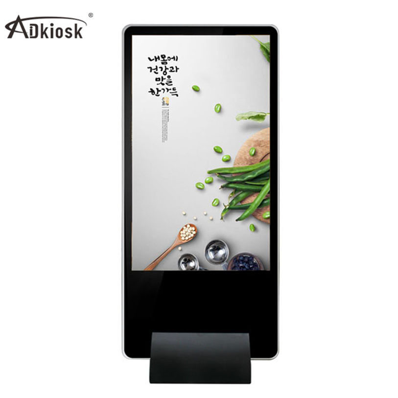 49 inch floor standing full hd android lcd ad player <strong>advertising</strong> standee wifi 3g totem <strong>advertising</strong>