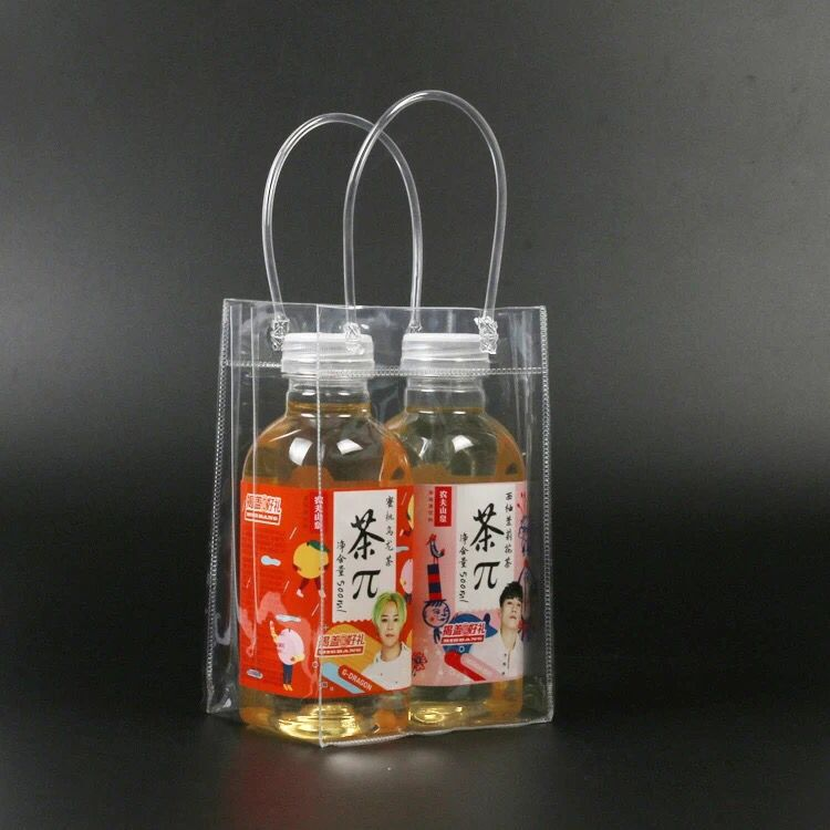 Wholesale Custom Printed Clear