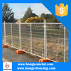 Concrete Outdoor Temporary Dog fence Panels Feet