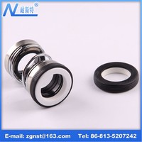 Sichuan NaiSiTe-rubber bellow shaft water pump ZNO5 series mechanical seal with double faces