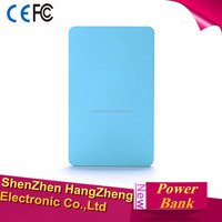 Latest 5000mAh Mobile Power Bank Rechargable Battery For All Phone