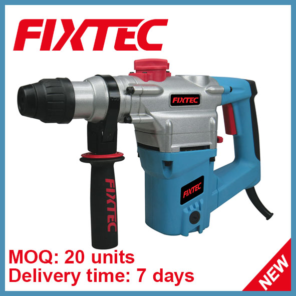 FIXTEC 850w electric rotary hammer drill of herramientas electricas price