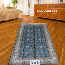 5x8ft sky blue anti-slip Home Furniture General Use and Other Home Furniture Type carpet