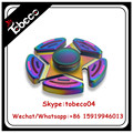 Tobeco Authentic metal spinner best quality hand finger rainbow spinner at target