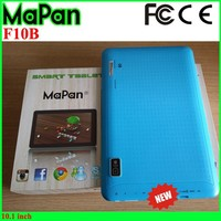 Original tablet pc 10 in android 4.4 OS/cheap slim MaPan android tablet 10'' hot selling in USA