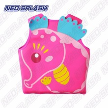 Fashion Swimming Learning Neoprene Life Jacket for Child
