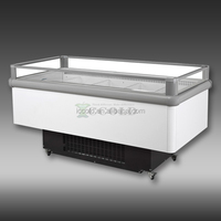 600 - 1000 LITERS COMMERCIAL ICE CREAM OPEN FREEZER