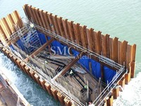 Size Of Sheet Pile.