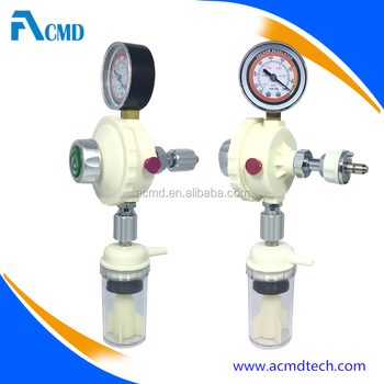 ACMD Medical Vacuum Regulator Suction Regulator With Safety Trap