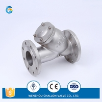 Y type strainer flanged end ASME 150LBS factory price