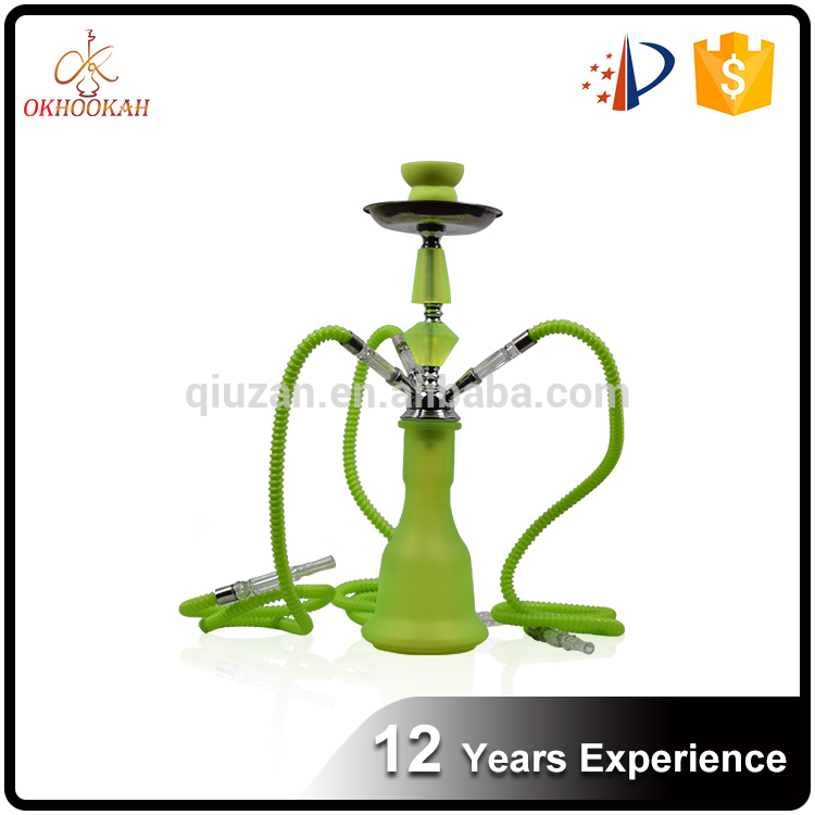 High Quality Wholesale Custom Cheap 4 hose hookah Stable Adhesion