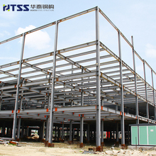 ISO9001 Light type industrial construction design steel structure warehouse buildings metal structure
