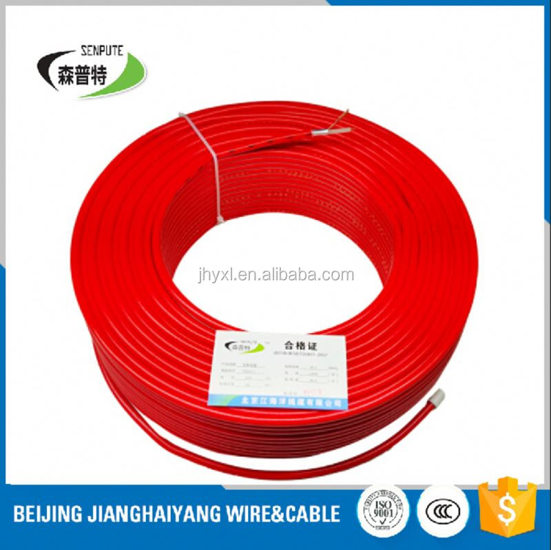 poultry farming self-regulating self-regulating heating cable cable wire