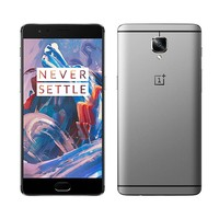 "Original Oneplus 3 4G Mobile Phone Snapdragon 820 Quad Core 5.5"" Android 6.0 Smart Phone 6G RAM 64G ROM 16MP Fingerprint NFC"