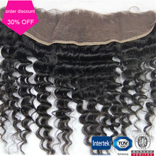 8A Grade Raw Indian Remy Hair Full Frontal Closure 13x4 Ear to Ear Lace Frontals with Baby Hair