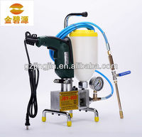 Single liquid polyurethane injection pump foam machine for sale