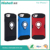 Electroplating Metal Ring Holder Hard PC Plastic Back Cover Case for iphone7