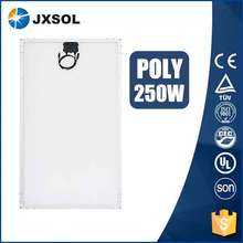 Hot Sale 150w 200w polycrystalline solar panel for both home and commercial use and with full certificate