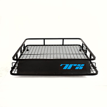 Roof Rack Basket Car Top Luggage Carrier Cargo Holder Travel Universal Rack Pro