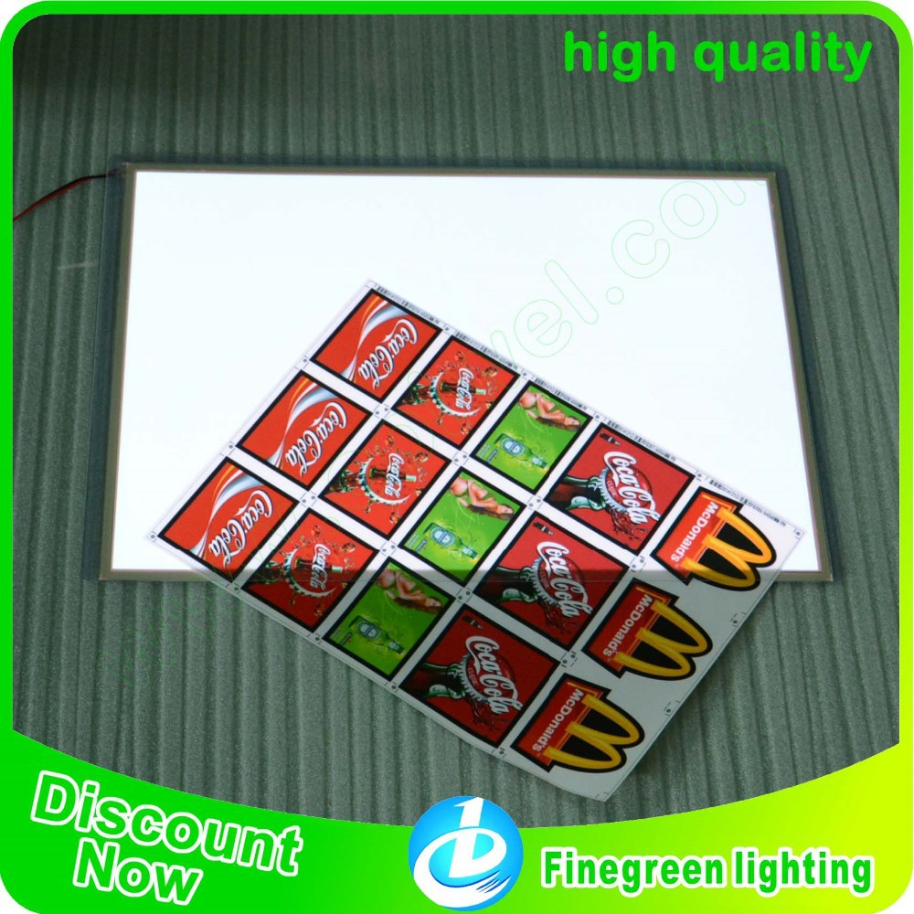 2017 best selling electroluminescent el sheet