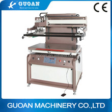 Vertical Type Microcomputer Screen Printing Machine