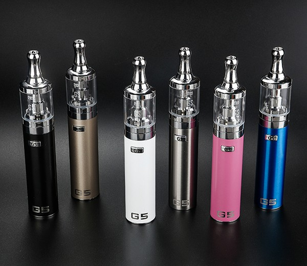 Hot selling 2200mAh battery G5 kit ecig suppliers mod vaping