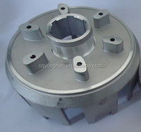 OEM CG250 motorcycle clutch cover, CG250 clutch hub