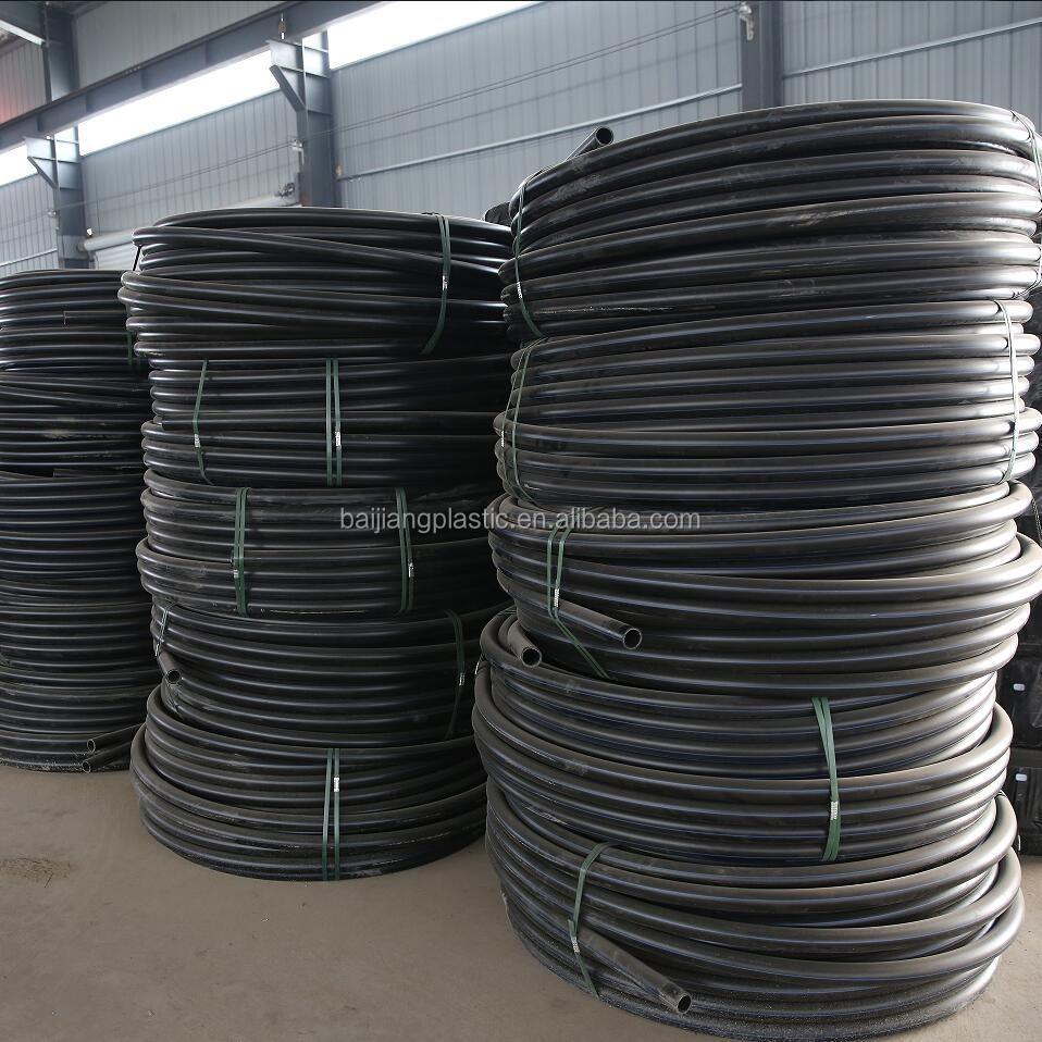 high quality 2.5 inch poly water hose pe coil pipe hdpe