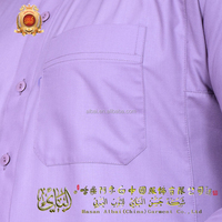 Men high-grade thobe jubah lelaki men's thobe and thaw