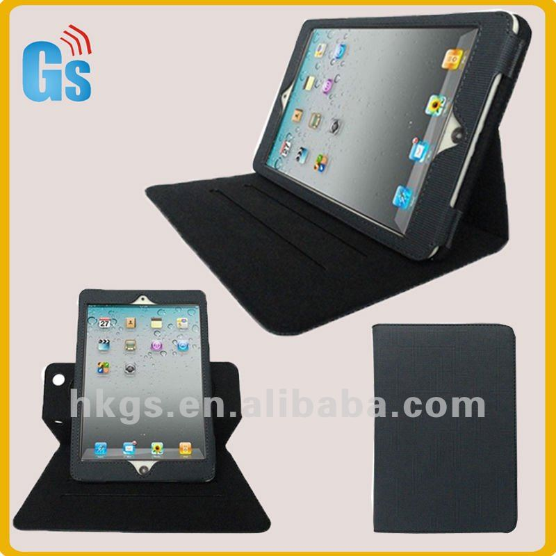 Latest For Ipad Mini 360 Rotating Fold Leather Case