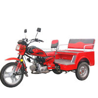 China cheap 110cc three wheel cargo motorcycle for sale