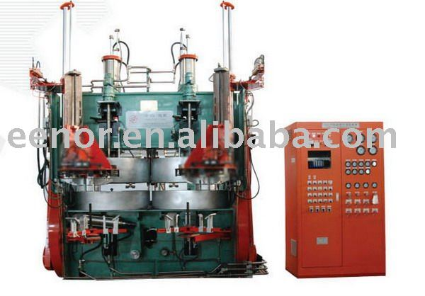 All-steel Tyre Vulcanizing Molding Machine