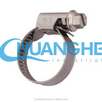 high heat resistant hose clamps