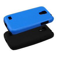 2 in 1 pc and slicone case back cover for samsung galaxy s4 mini i9190