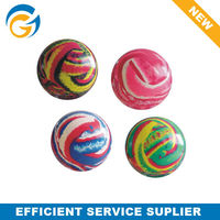 Best Selling 33mm Bulk Rubber Bouncy Balls Massage Balls