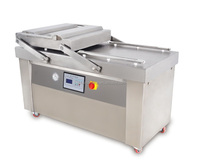 Automatic rice fruit meat frozon fish vacuum packing machine price