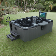 new design massage outdoor hot tub/balboa spa with CE