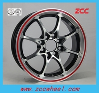 ZCC-518 ET30/35/38 alloy wheel