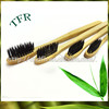 Private label free samples bamboo teeth whitening kids toothbrush