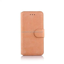 colorful leather phone wallet case for Samsung s4 mini