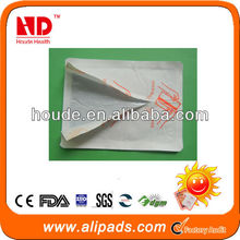 2013 HD new product stick on heating pads