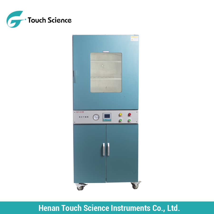 Input Power 2400W Industrial Vacuum Drying Oven