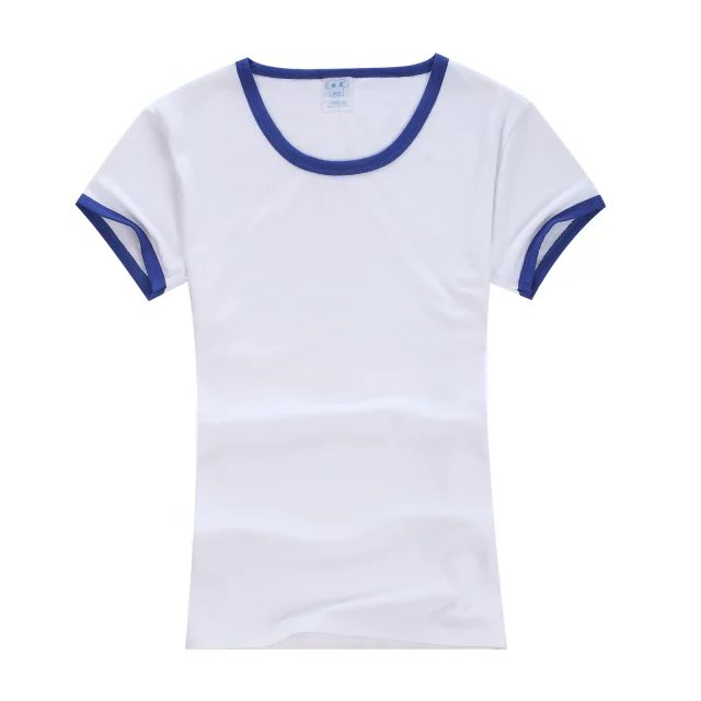 Chinese Supplier T Shirt Men 100% Cotton for men with logo to print