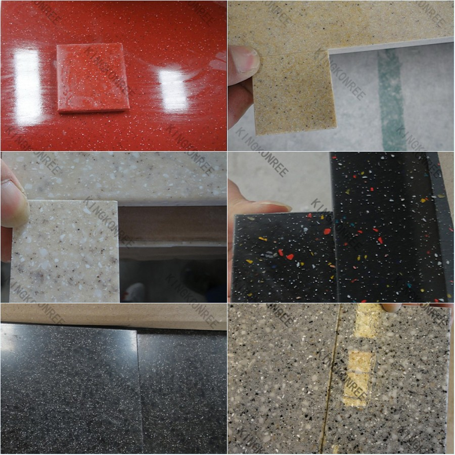 Solid Surface Wall Cladding : Faux marble solid surface shower wall panels buy