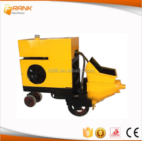 Machine for small business concrete pump price with high quality