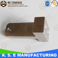 Low Volume CNC Machined Machanical Engineering Parts pressed metal parts