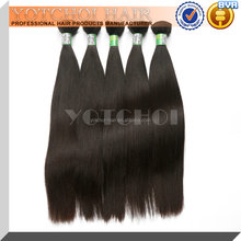 Qingdao Yotchoi Hair Fashionable Design Top Grade Natural Color Virgin Indian Hair Accept Paypal